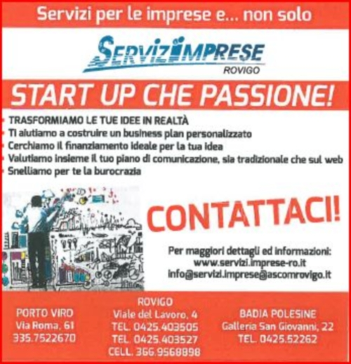 Start up che passione